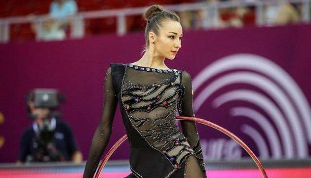 У Вінниці визначили переможниць чемпіонату України з художньої гімнастики