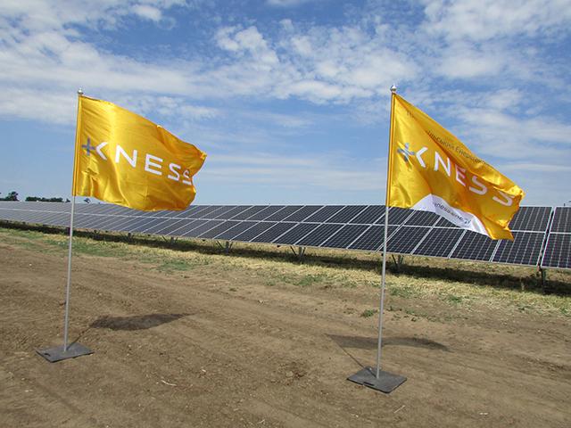 «Сонячні станції» від вінничан для південних регіонів України