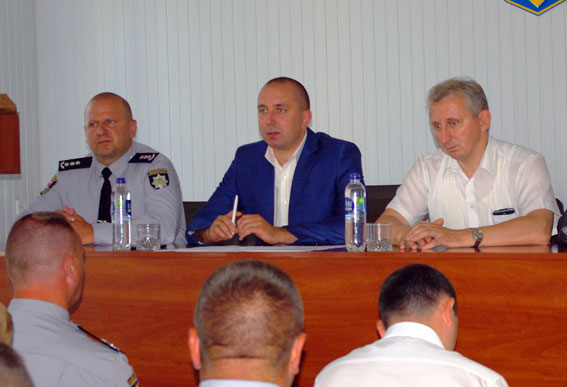 В Тиврівському та Гайсинському підпрозділах поліції - нові керівники