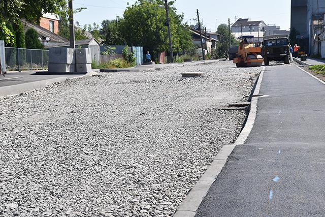 С.Моргунов: Якісна дорога по вул.Верхарна дозволить розвантажити від транспорту сусідні вулиці
