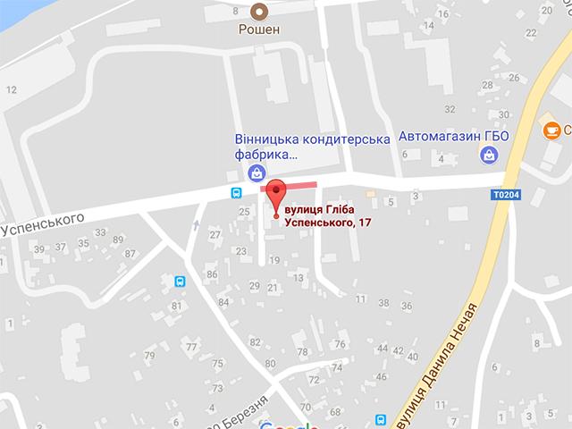 По вулиці Г.Успенського буде частково перекрито рух транспорту