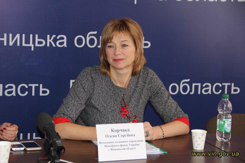 У Вінницькій області розпочато фінансування пенсійних виплат у нових розмірах