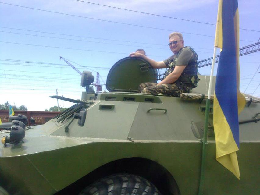 9-й вінницький батальйон тероборони став підрозділом 30-ї мехбригади з Новоград-Волинська, фото-1