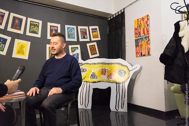 «Антидеприсанти» від Ігоря Шурова у вигляді картин та ілюстрацій