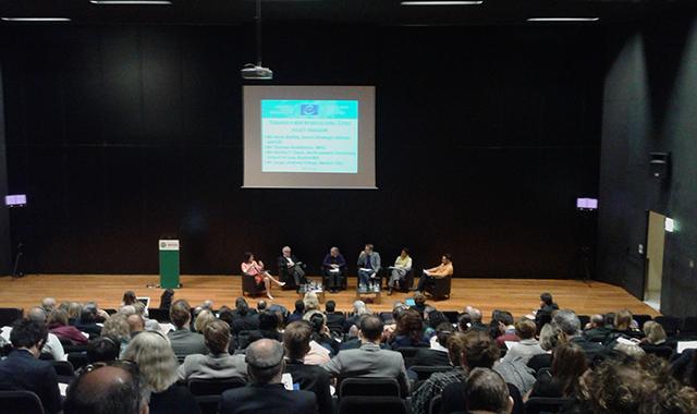На форумі у Португалії вінничанка переймала досвід по розвитку інтеркультурності в містах