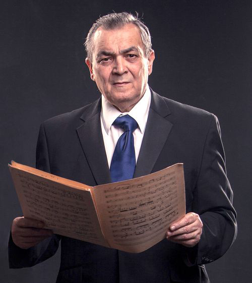 Вінницька філармонія запрошує на концерт присвячений 75-річчю Євгена Станковича