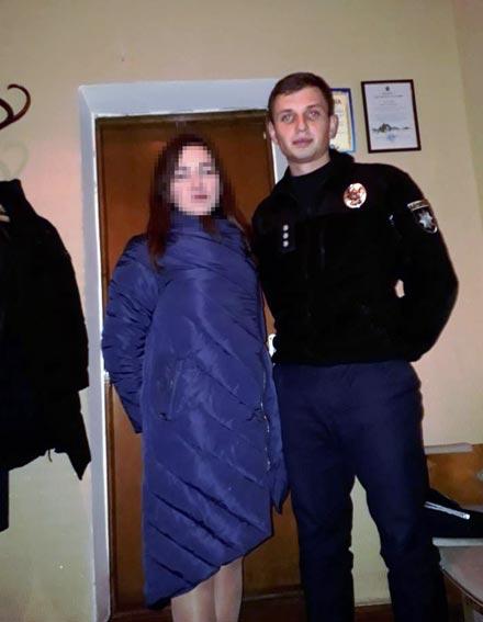Вінницькі поліцейські з початку року повернули додому більше 160 неповнолітніх втікачів
