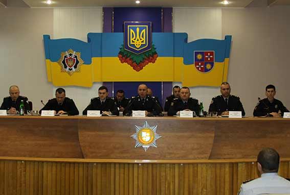 У Вінниці відзначили кращих поліцейських