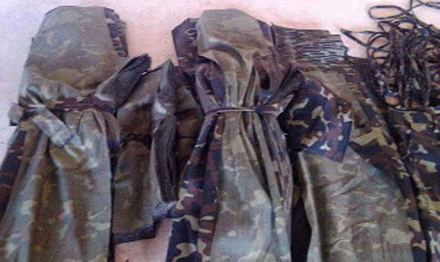 Вінницькі зеки взялися забезпечити одягом військових АТО