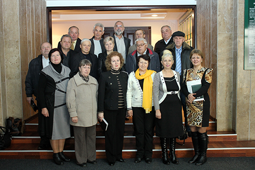 Ветерани податкової служби та діючі податківці домовились про налагодження партнерських стосунків