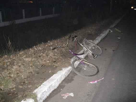 На Вінниччині в наслідок ДТП постраждали пішохід та велосипедист