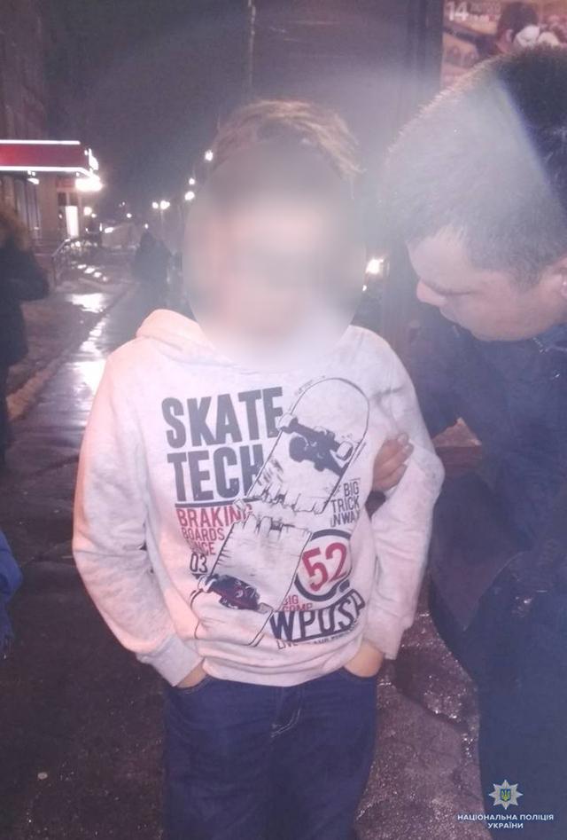11-річний вінничанин втік із дому - по тривозі підняли всю міську поліцію