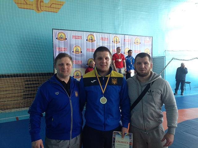Ілля Бугаєв з Вінниці став чемпіоном України та виборов путівку на чемпіонат Європи з греко-римської боротьби у Італії