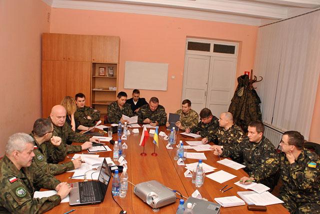 У Вінниці відбулась робоча зустріч військових Польщі та України, фото-1