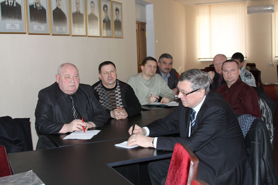 Вінницька міліція взаємодіятиме з недержавними охоронними структурами для посилення заходів безпеки в регіоні