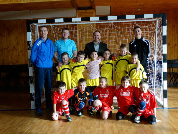 У березні у Вінниці стартує регіональний етап Шкільної футзальної ліги України
