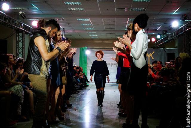 Вінницькі дні моди: «Ярославна» приборкує норовливих