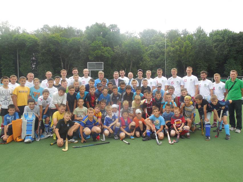 Вінницька команда «Олімпія-Колос-Секвоя-ШВСМ»  здобула найкращий результат в історії вітчизняного хокею