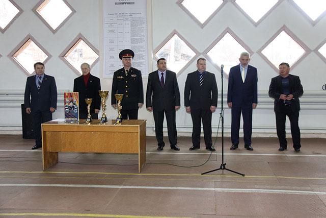 У Вінниці стартував чемпіонат України з пожежно-прикладного спорту