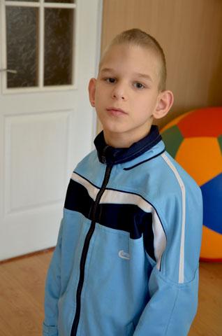 Петрик, 7 років