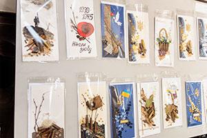 Дві з половиною тисячі гривень зібрали вінничани на благодійному аукціоні у рамках проекту «Ре:візія – до і після»