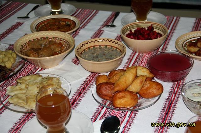 У Вінниці відбувся фестиваль різдвяних страв «Подільський Святвечір-2016. Багата кутя»