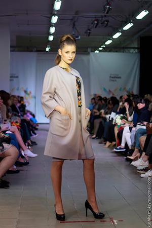 Людмила Квєтна зізналась у коханні рідній Вінниці за допомогою колекції весна-літо 2016