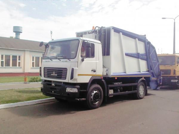 Минская коммунальная техника