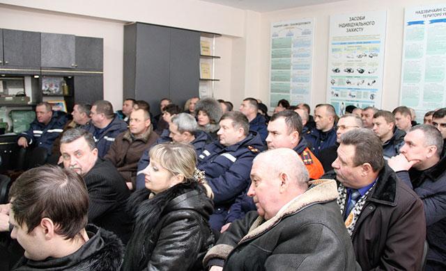 При ЖЕКу№12 розпочав роботу консультаційний пункт з питань цивільного захисту