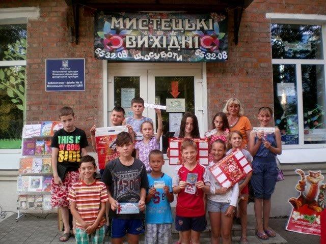 На вихідних юні вінничани побували на родинному святі та у майстерні «Обереги моєї країни»
