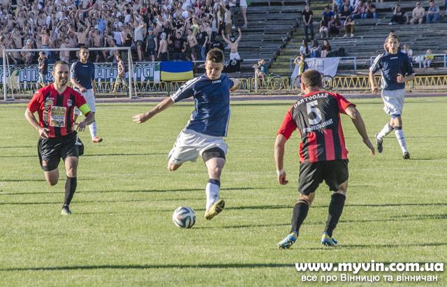 ФК «Вінниця» повертає собі шанс на вихід у плей-офф чемпіонату України