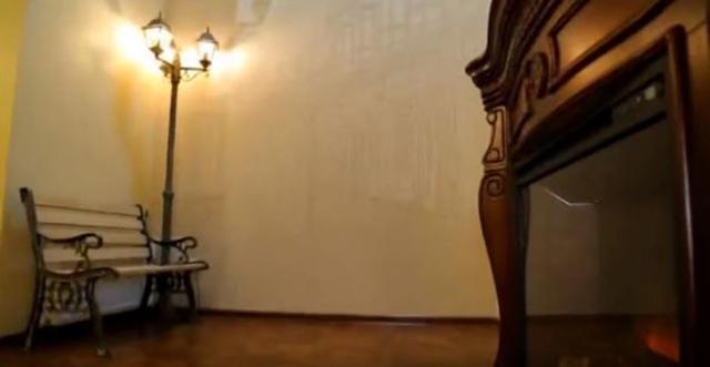Віктор Бронюк вперше показав свій затишний будинок