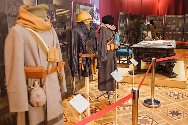 У Вінницькому обласному краєзнавчому музеї відкрилася виставки «Українська революція 1917–1921 рр. на теренах Поділля»
