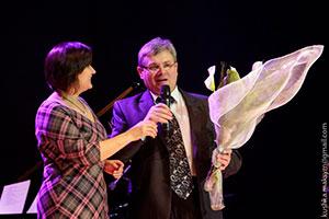 Концерт з душею: Світлана Рихлюк та гурт «ConCord» співали для вінничан