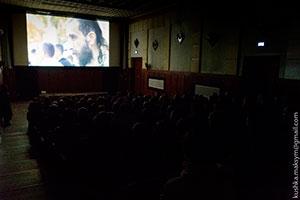"""У Вінниці відбулась прем'єра документального фільму про події на Сході """"Добровольці Божої Чоти"""""""
