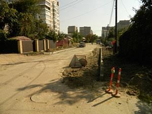До кінця жовтня у Вінниці реконструюють ділянку дороги по вулиці Ф.Кона