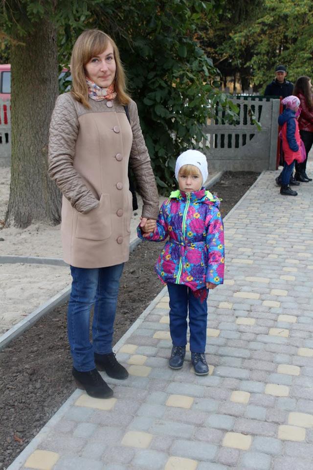 Маргарита з мамою