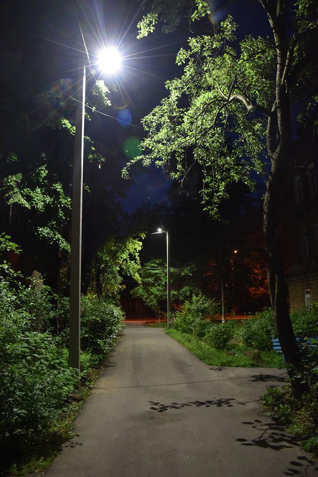 Освітлена Вінниця. Які вулиці міста засяють по-новому?