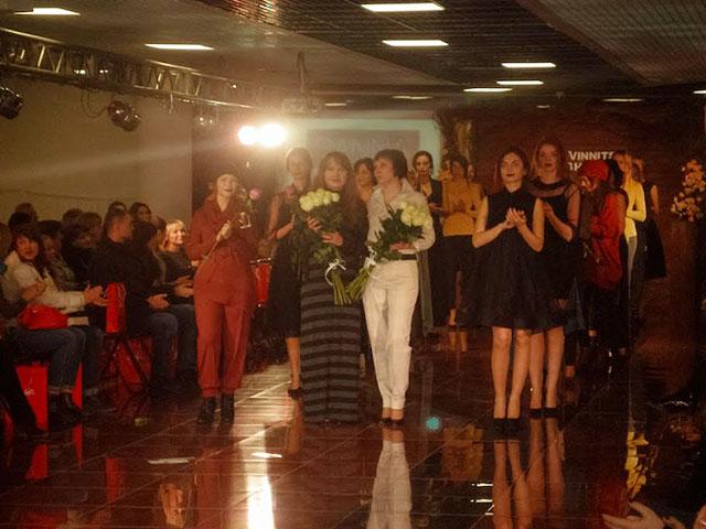 Другий день Вінницьких днів моди: відомі пані, комфортна готика та зграя лис, фото-5