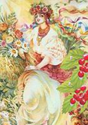 Літературно-мистецьке свято «Відкрий, о рідна мово, свої скарбниці золоті!»