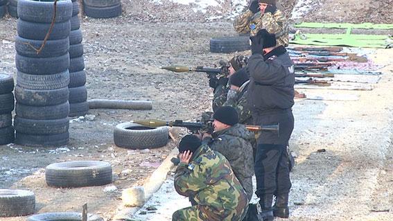 100 працівників міліції Вінниччини посилено готуються до відправки в зону АТО (фото), фото-3