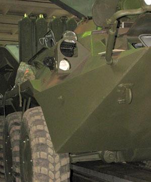 Львівський бронетанковий завод починає виготовлення легкого БТР-Б «Дозор» за проектом харківських конструкторів