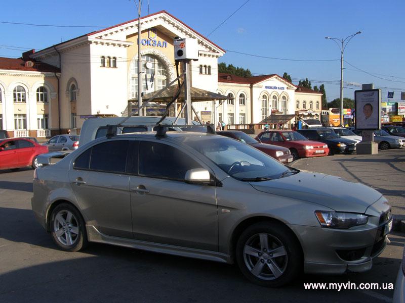 Вінницю сфотографували для панорамних карт Яндексу