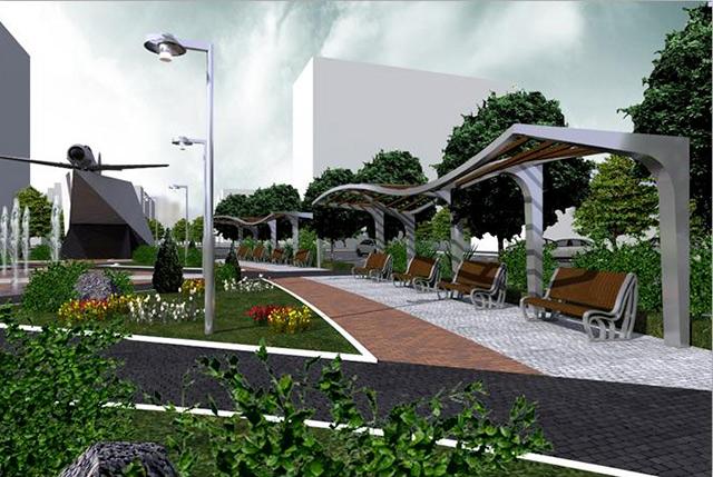 Проект площі