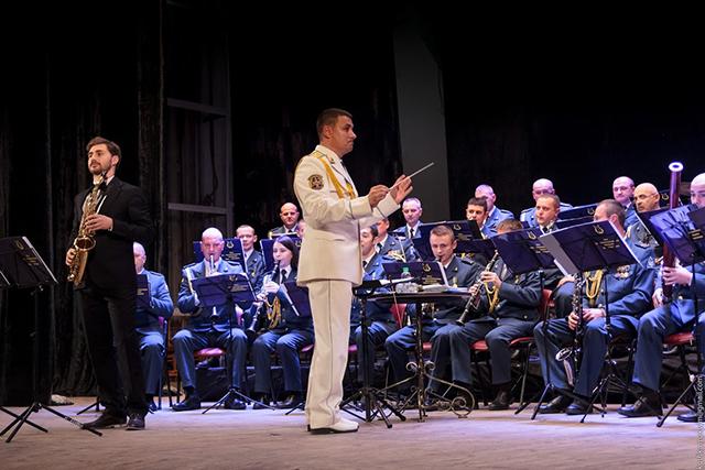 Четвертий фестиваль Vinnytsia Adolph Sax Festival завершився великим гала-концертом