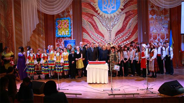 У Вінниці пройшов обласний фестиваль польської культури