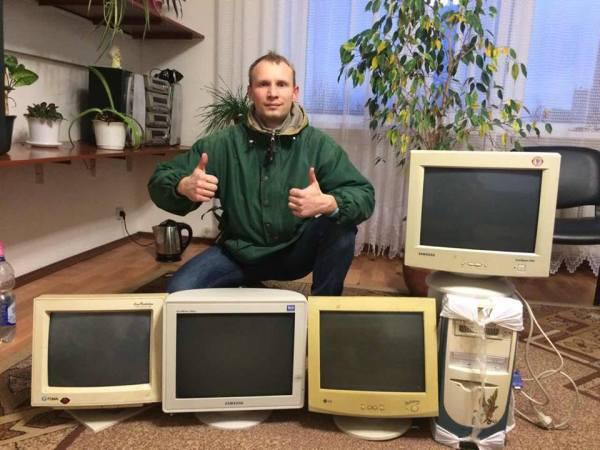 Турклуб «Бідняжка» (організатор Дмитро Отс)