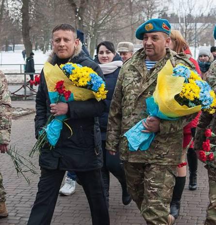 Народний депутат Сергій Кудлаєнко