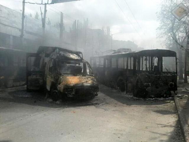 На Донбасі клянуться помститись «за Одесу» і знову стріляють