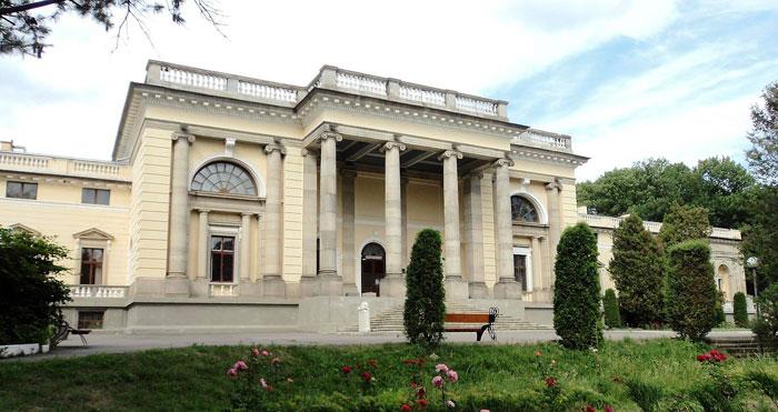 палац Щербатових ХІХ століття